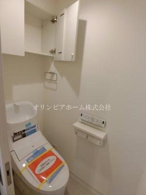 【トイレ】ユニーブル錦糸町 2階 リ ノベーション済