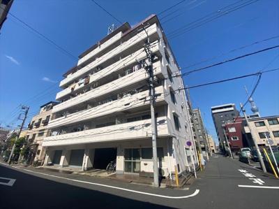 【外観】ユニーブル錦糸町 2階 リ ノベーション済