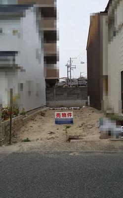 【外観】神戸市垂水区西舞子4丁目 土地
