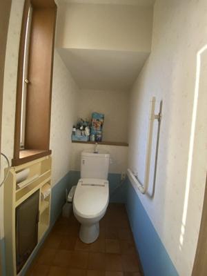 【トイレ】けやき台2丁目 中古住宅