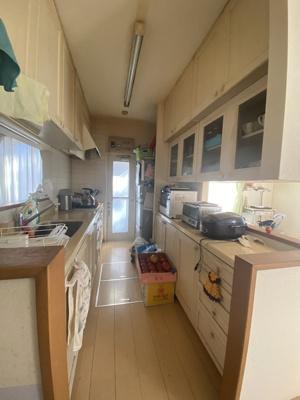 【キッチン】けやき台2丁目 中古住宅
