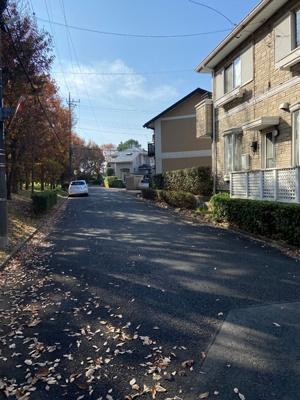 【前面道路含む現地写真】けやき台2丁目 中古住宅