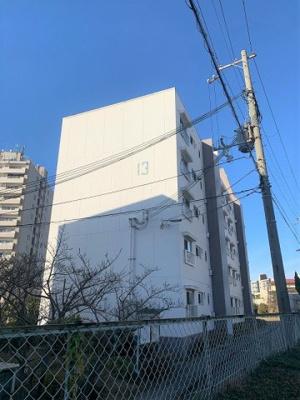 【外観】高倉台5-1団地13号棟