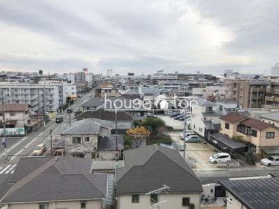 【展望】甲子園第7コーポラス