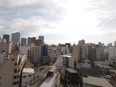 【展望】グランドールハタダビルディングI