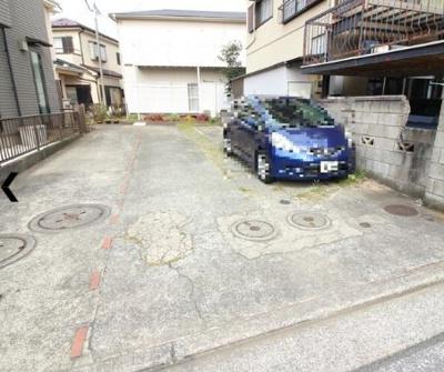 【駐車場】イザワコーポ
