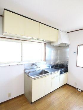 【キッチン】イザワコーポ