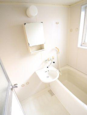 【浴室】イザワコーポ