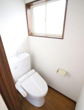 【トイレ】イザワコーポ