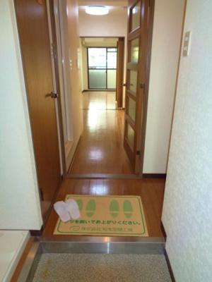 【玄関】ファミールグランデ