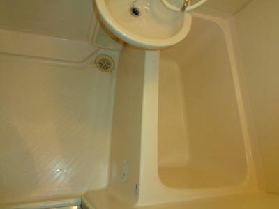 【浴室】ファミールグランデ