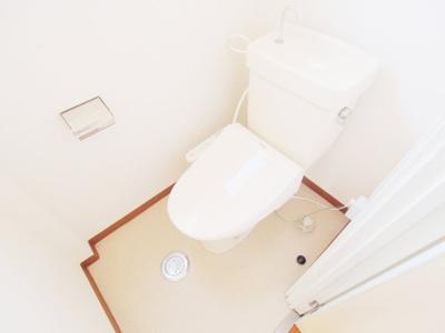 【トイレ】わかばビル