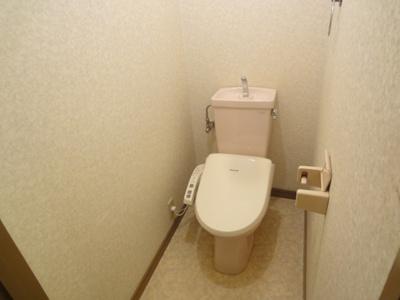 【トイレ】第2山幸マンション
