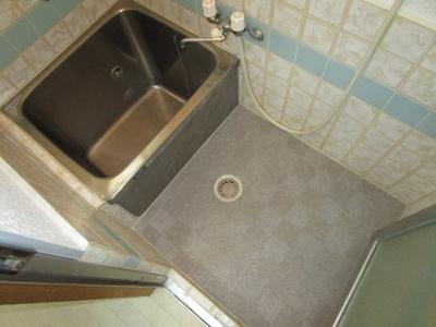 【浴室】大久保町1丁目貸家