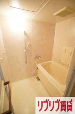 【浴室】青葉の森公園通り5号棟