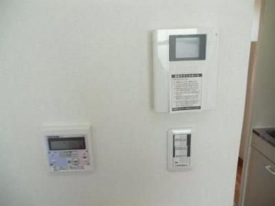 モニター付インターホン☆床暖房完備★