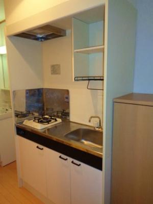 【キッチン】アビコ88マンション