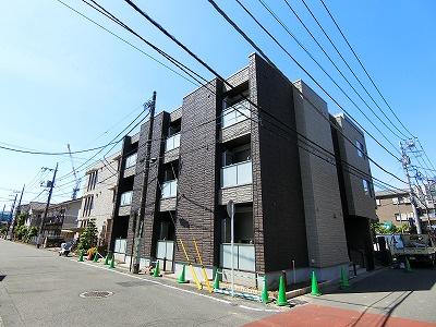 2021年5月完成予定!ホテルライク仕様の新築3階建てマンション☆登戸駅より徒歩5分の好立地!人気の積水ハウス施工です☆