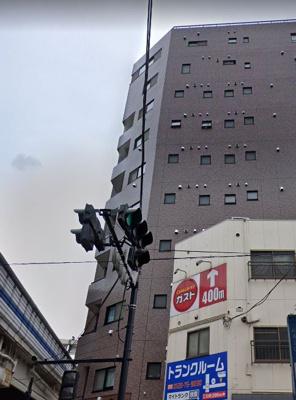 【外観】ベルパレス三宿