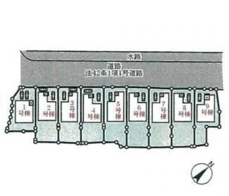 垂水区神和台2丁目1号棟 新築 仲介手数料無料!