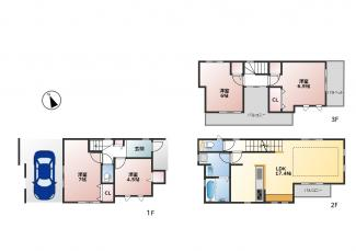 建物面積:111.15㎡