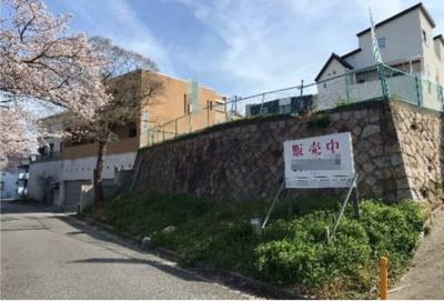 【周辺】松園町A 3号地 売土地