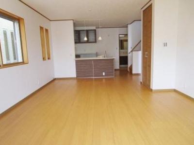【居間・リビング】神戸市垂水区西舞子8丁目 新築戸建