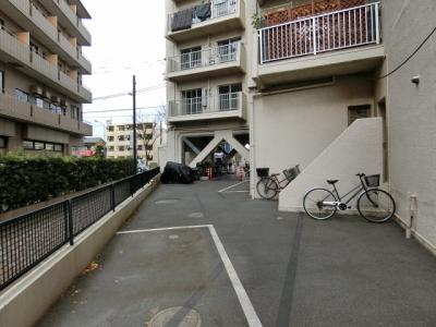 【駐車場】セブンスター集成第一マンション