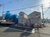神戸市垂水区神和台2丁目2号棟 新築一戸建 仲介手数料無料!の画像