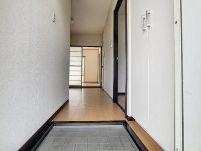 【玄関】サンライフKⅡ