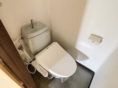 【トイレ】サンライフKⅡ