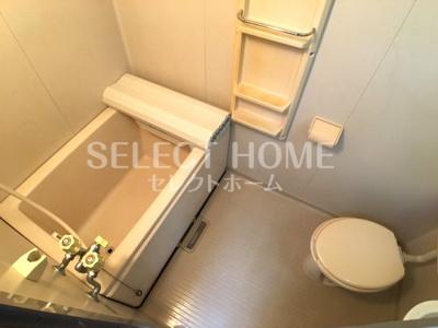 【浴室】サンエフ福岡