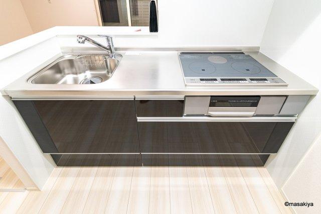 【キッチン】ドゥ・ヴィラージュ吉田