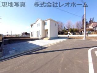 現地写真掲載 新築 高崎市箕郷町柏木沢HT3-1 の画像