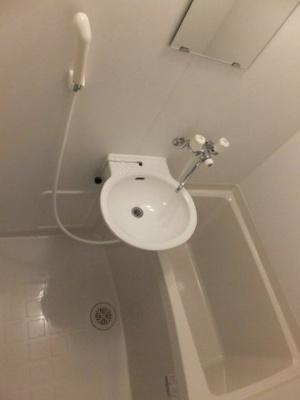 【浴室】レオパレスさくら