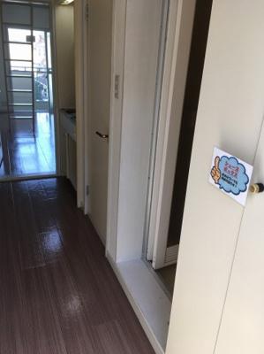 【玄関】サンハイツ八千代台