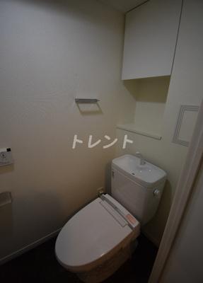 【トイレ】ハーモニーレジデンス月島♯002