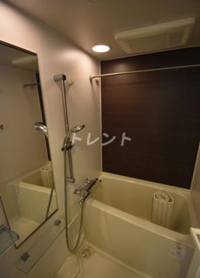 【浴室】ハーモニーレジデンス月島♯002