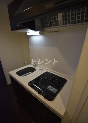 【キッチン】ハーモニーレジデンス月島♯002