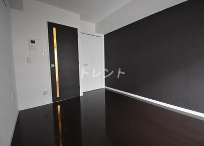 【居間・リビング】ハーモニーレジデンス月島♯002