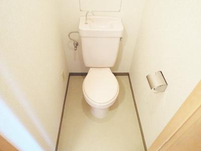 【トイレ】ブリス八尾