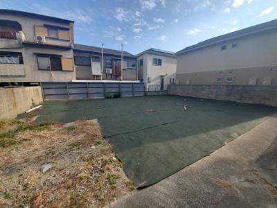 【外観】堺市北区百舌鳥梅北町4丁・建築条件無し売土地