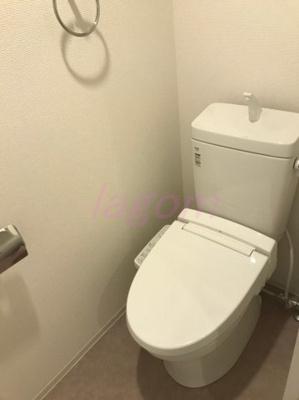 温暖洗浄便座のトイレ