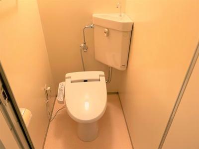 【トイレ】一光林町コーポ第一