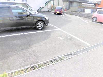 【駐車場】一光林町コーポ第一