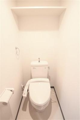 【トイレ】ジュネーゼグラン京町堀