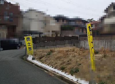 【外観】神戸市垂水区舞子台3丁目 A号地 土地