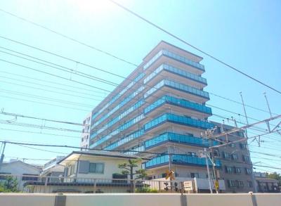 【外観】海が近い!オーナーチェンジ物件 パレステージ片瀬江ノ島