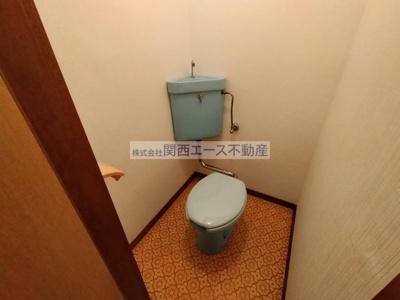 【トイレ】徳野コーポ