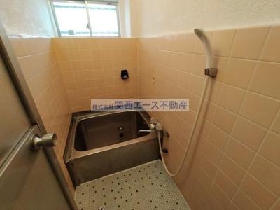 【浴室】徳野コーポ